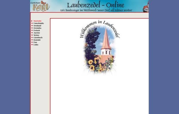 Vorschau von www.urlaub-am-altmuehlsee.de, Urlaub-am-Altmühlsee