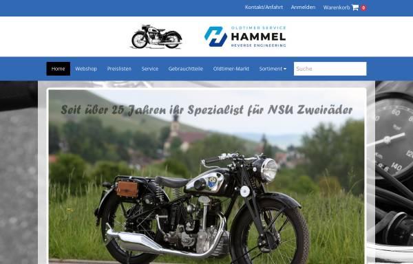 Vorschau von www.nsu-hammel.de, NSU-Hammel