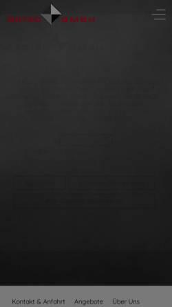 Vorschau der mobilen Webseite www.sotec-kopierer.de, Sotec Kopiersysteme