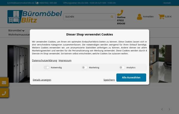 MS Büromöbel - Blitz e.K.: Nufringen, Städte und Gemeinden ...