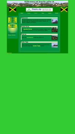 Vorschau der mobilen Webseite www.jamaika-online.de, Jamaika-Online