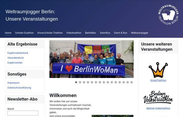 Vorschau von www.wj-tools.de, Berliner Volkstriathlon
