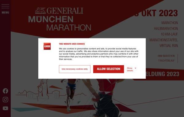 Vorschau von www.muenchentriathlon.de, München Triathlon