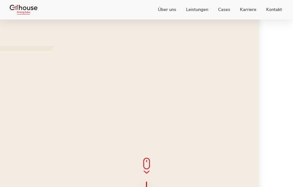 Vorschau von www.c-house.de, C-house Marketing GmbH