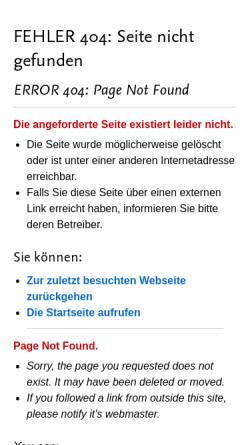 Vorschau der mobilen Webseite www.wiwiss.fu-berlin.de, FU Berlin - Weiterbildendes Studium Technischer Vertrieb