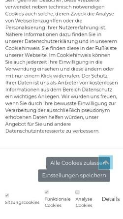 Vorschau der mobilen Webseite www.fahrrad-boettgen.de, Fahrrad Böttgen GmbH
