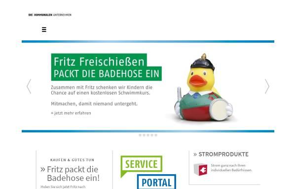 Vorschau von www.stadtwerke-peine.de, Stadtwerke Peine