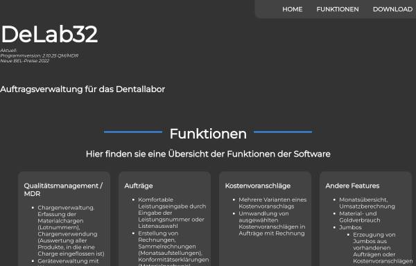 Vorschau von www.delab32.de, DeLab32