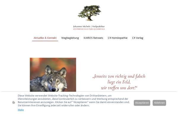 Vorschau von www.johannes-michels.de, Johannes Michels
