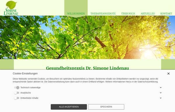 Vorschau von www.homoeopathen.com, Simone Lindenau