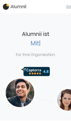Vorschau der mobilen Webseite www.jumart.de, jumart
