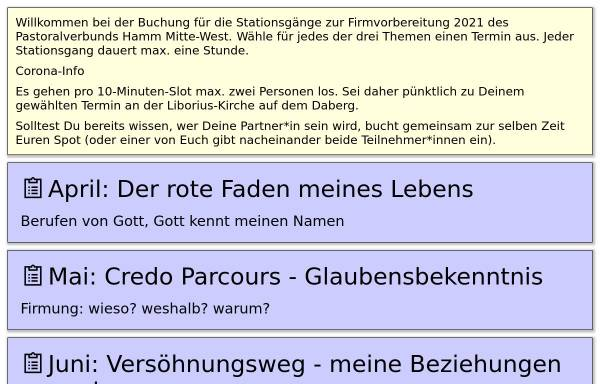 Vorschau von www.pelkum-herringen.de, Pastoralverbund Pelkum-Herringen