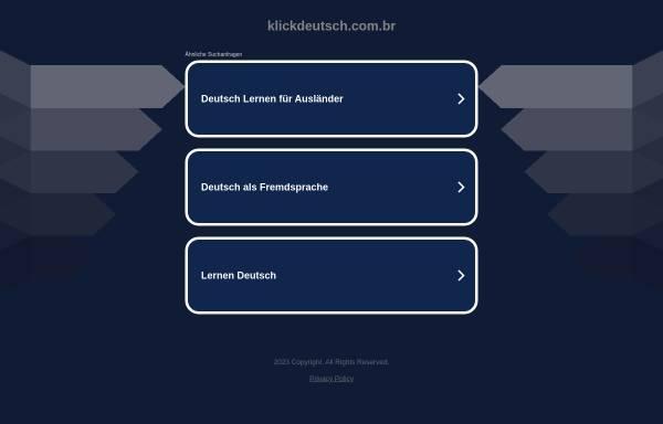 Vorschau von www.klickdeutsch.com.br, Klickdeutsch