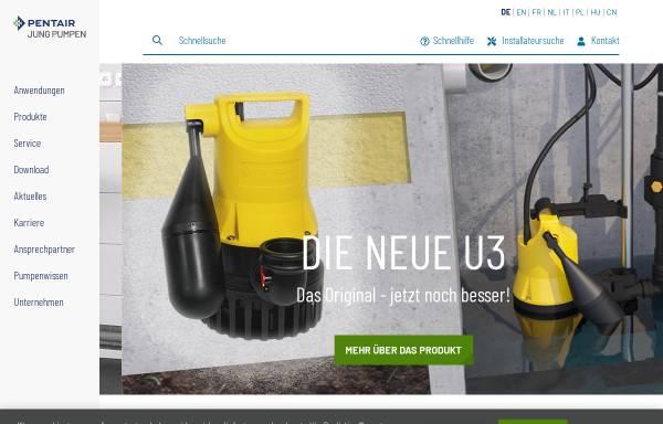 Jung Pumpen GmbH in Steinhagen: Wirtschaft, Steinhagen, Westfalen ...