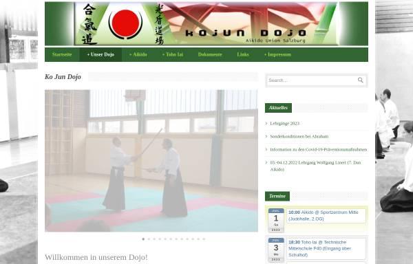 Vorschau von www.aikido-salzburg.at, Salzburg - Aikido-Dojo Ko Jun