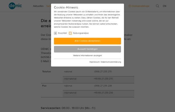 Vorschau von www.art-halfa.de, Halfa, Detlef