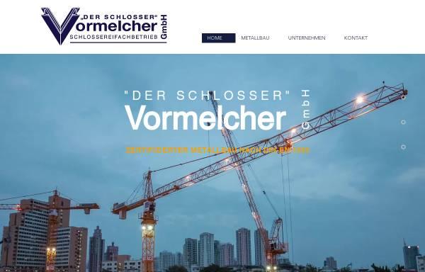 Vorschau von www.dsvkiel.de, Schlosserei Vormelcher