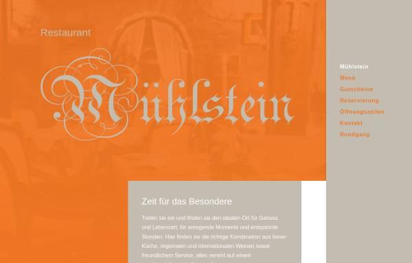 Vorschau von www.muehlstein-bensheim.de, Mühlstein