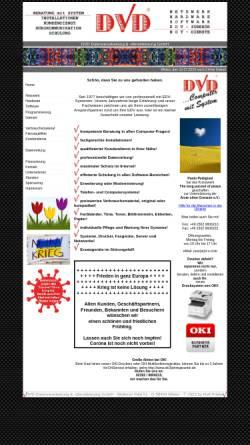Vorschau der mobilen Webseite www.dvd-witten.de, DVD GmbH