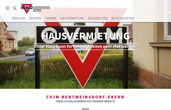 Vorschau von www.cvjm-ebern.de, CVJM Rentweinsdorf-Ebern