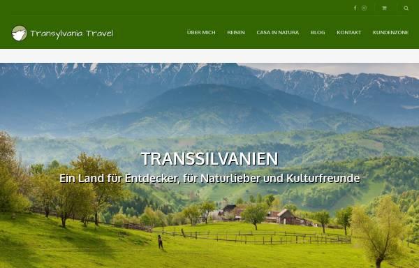 Vorschau von transylvaniatravel.net, TransylvaniaTravel
