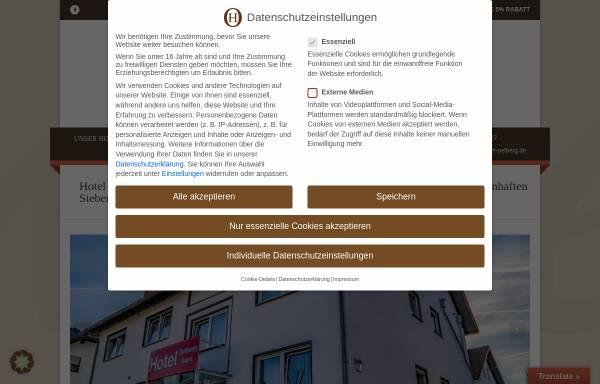 Vorschau von www.hotel-oelberg.de, Hotel Ölberg Garni