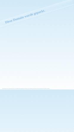 Vorschau der mobilen Webseite www.seniorenzentrum-bargteheide.de, Senioren-Betreuungsgesellschaft Bargteheide mbH