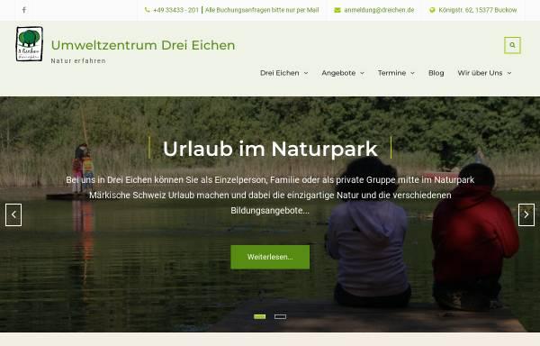 Vorschau von www.dreichen.de, Drei Eichen