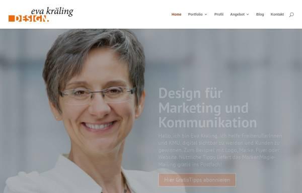 Vorschau von www.evakraeling.de, Eva Kräling