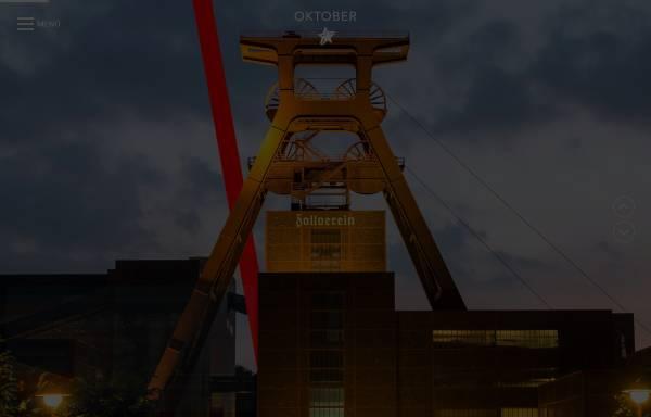 Vorschau von oktober.de, Oktober Kommunikationsdesign GmbH