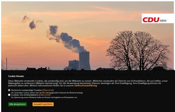 Vorschau von www.cdu-datteln.de, CDU-Stadtverband Datteln