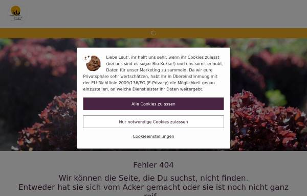 Vorschau von www.gemuesetuete.de, Die Gemüse-Tüte