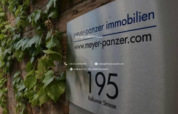 Vorschau von www.meyer-panzer.com, Meyer-Panzer