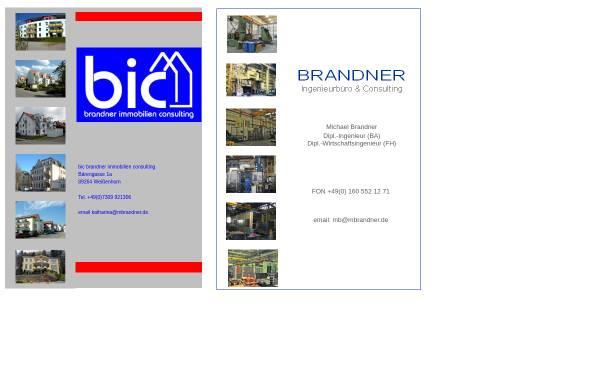Vorschau von brandner-immobilien.de, Brandner Immobilien Consulting