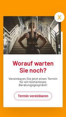 Vorschau der mobilen Webseite www.rehmerfitness.de, Fitness-Studio Rehmer GmbH