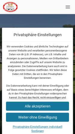 Vorschau der mobilen Webseite www.rmc-braunschweig.de, Reisemobilclub Braunschweig