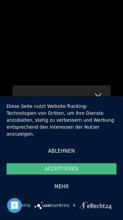 Vorschau der mobilen Webseite www.fitness-class.de, Fitness Class