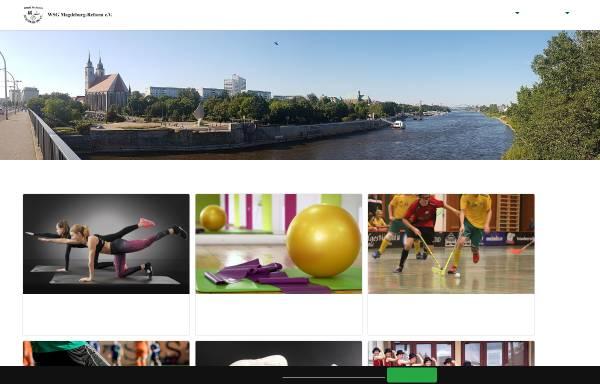 Vorschau von www.wsg-reform.de, WSG Reform Magdeburg e.V.
