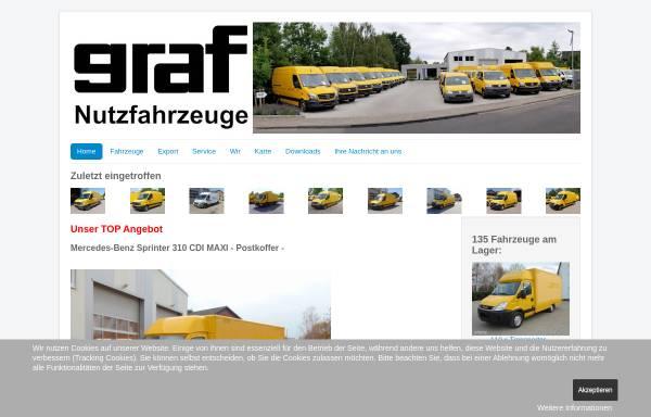 Vorschau von www.graf-nutzfahrzeuge.de, Graf Nutzfahrzeuge