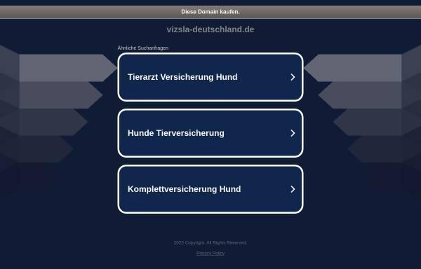 Vorschau von www.vizsla-deutschland.de, Vom Albatros