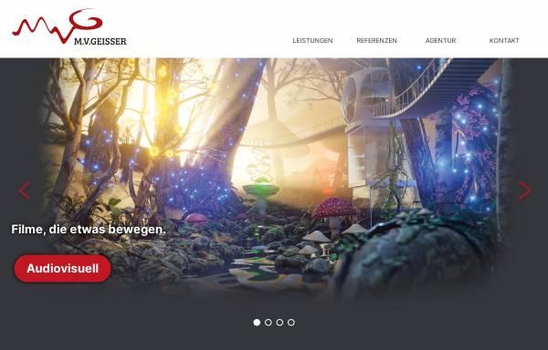 Vorschau von www.mvgeisser.de, MV Geisser GmbH