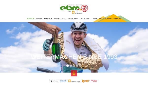 Vorschau von www.erzgebirgs-bike-marathon.de, Erzgebirgs-Bike-Marathon
