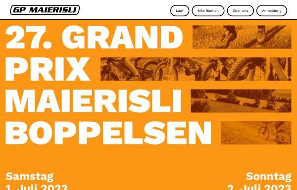 Vorschau von www.gpmaierisli.ch, GP Maierisli in Boppelsen, Schweiz