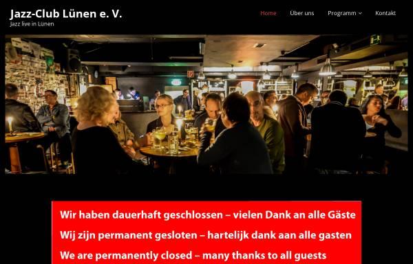 Vorschau von www.jazzclub-luenen.de, Jazzclub Lünen