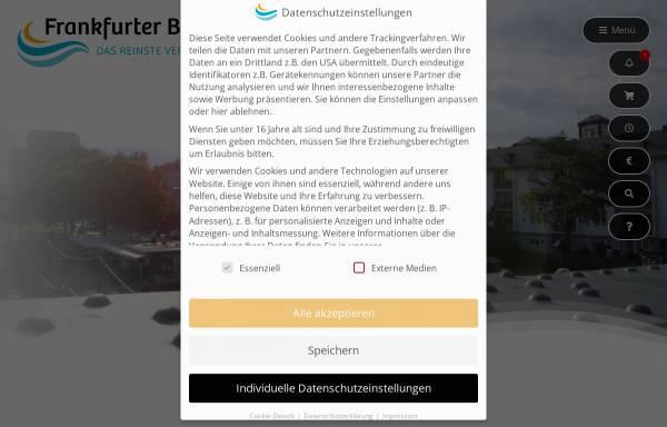 Vorschau von www.bbf-frankfurt.de, BäderBetriebe Frankfurt GmbH