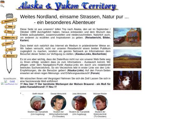 Vorschau von www.mirtschink.de, Alaska & Yukon Territory [Daniel Mirtschink]