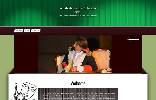 Vorschau von www.art-hh.de, A.R.T. - Alt-Rahlstedter Theatergruppe