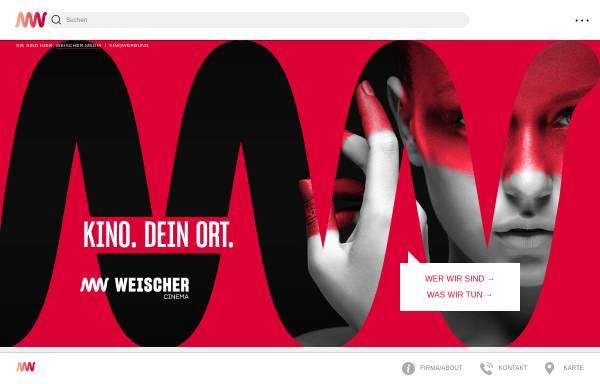 Vorschau von www.europa-kinowerbung.de, Europa Film + Werbung GmbH