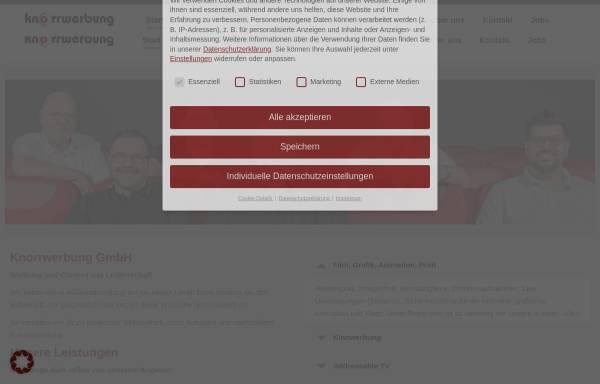 Vorschau von www.knorrwerbung.de, Knorrwerbung OHG