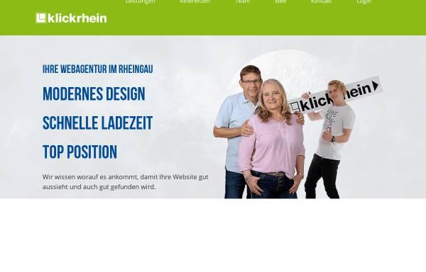 Vorschau von www.klickrhein.de, klickrhein